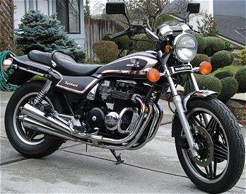 My 1982 Honda CB650SC
