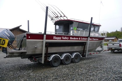 Our boat.