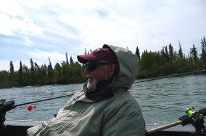 Bob, our boat-mate.