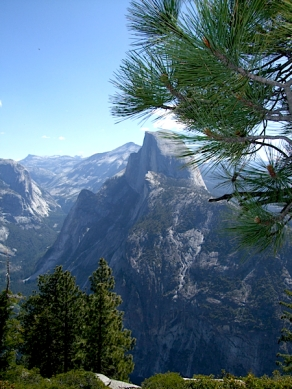 Another view from Glacier Point.