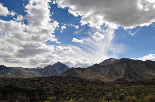 Falls Comes to the Eastern Sierra