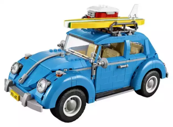 The new Lego Beetle.