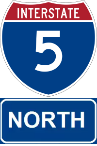 I-5 Sign