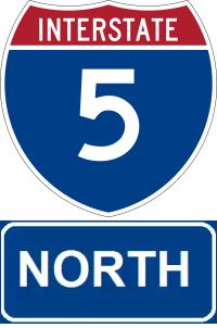 I-5 Sign