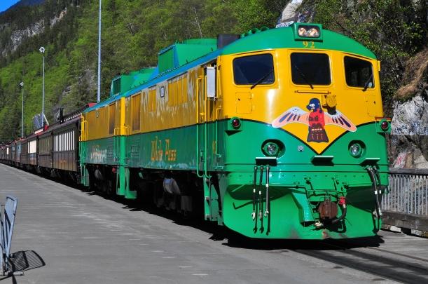 WP&YR Engine